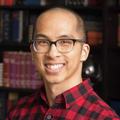 James Fong headshot